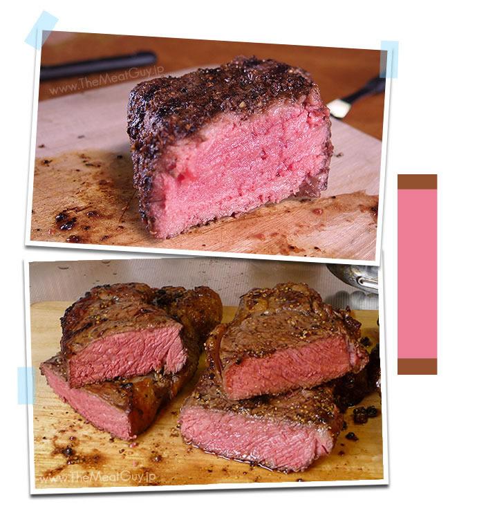 焼き 方 ステーキ 冷凍 もう固くならない!絶品ステーキの焼き方 ~「あさイチ」から~