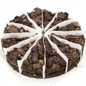The Meat Guy Cookies and Cream Brooklyn Cheesecake